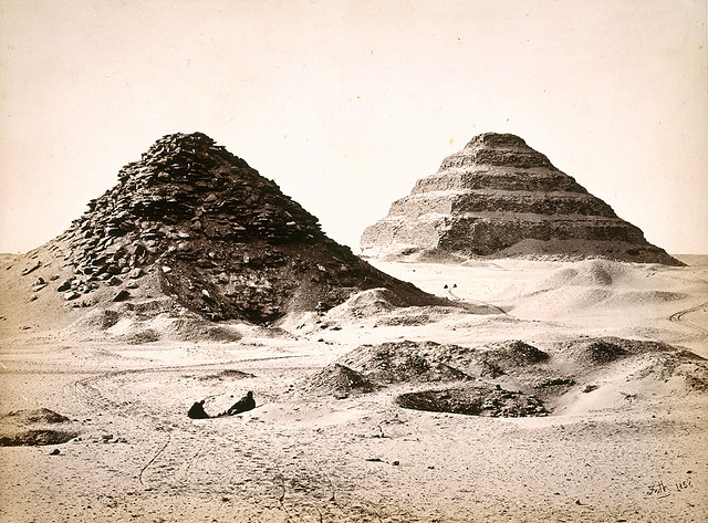 JW_SIGP_LABELS_08 'The_Pyramids_of_Sakkarah_from_the_North_East'..jpg