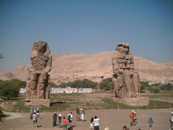 Колоссы Мемнона (Colossus of Memnon)