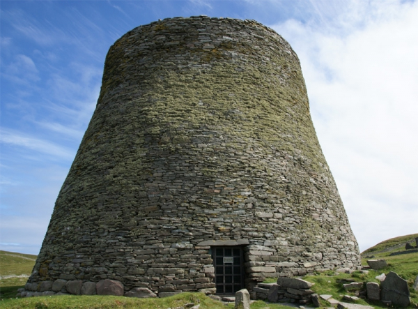 Брох оф Моуса (Broch of Mousa)