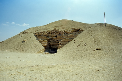 Пирамида Аменемхета I (Pyramid of Amenemhet I)