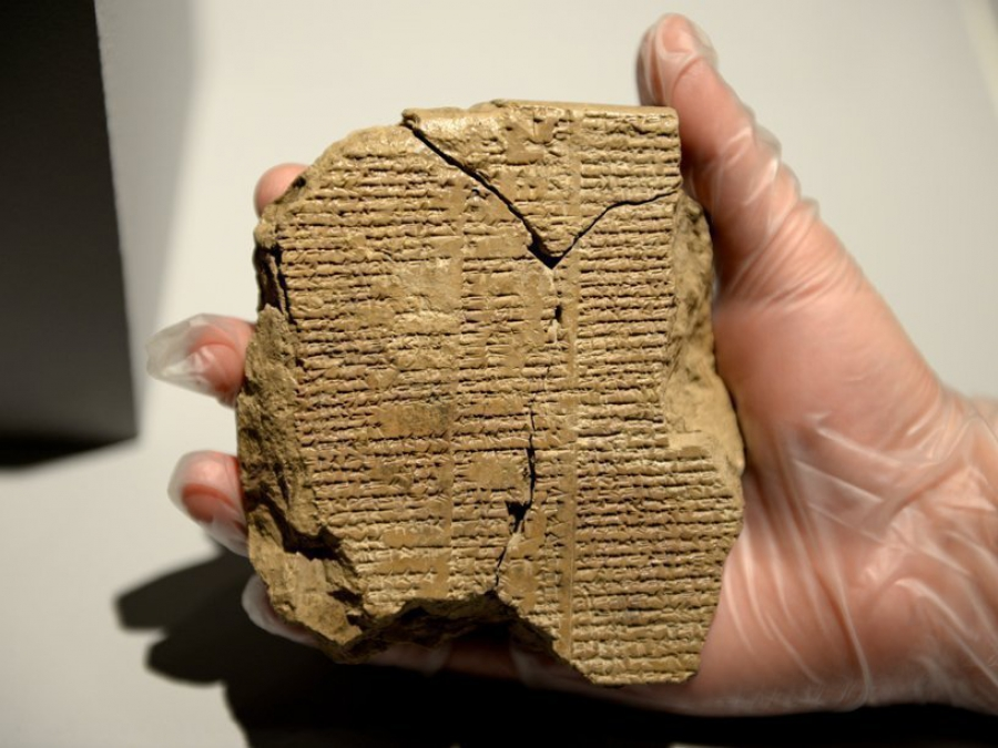 an analysis of the epic of gilgamesh in the sumerian civilization
