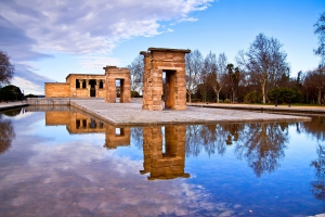 Храм Дебод (Temple of Debod)