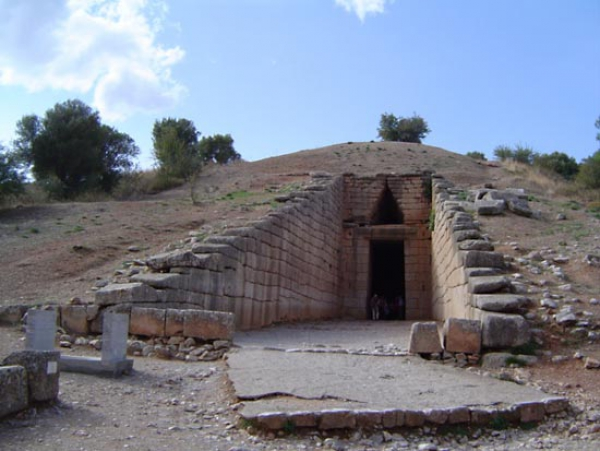 Гробница Атрея (Treasury of Atreus)