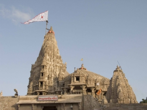 Храм Дваракадиши (Dwarkadhish Temple)